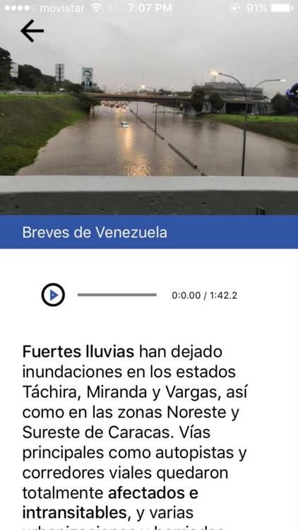 Al Día con César Miguel Rondón screenshot-3