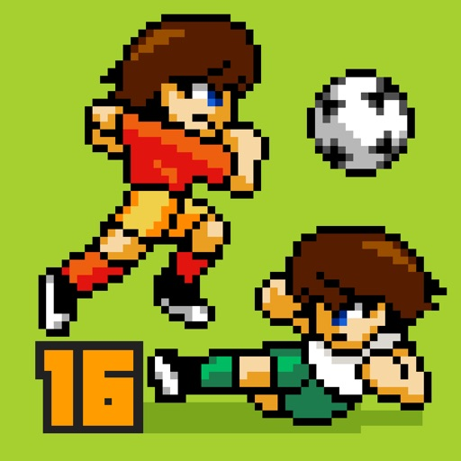 Pixel Cup Soccer 16 icon