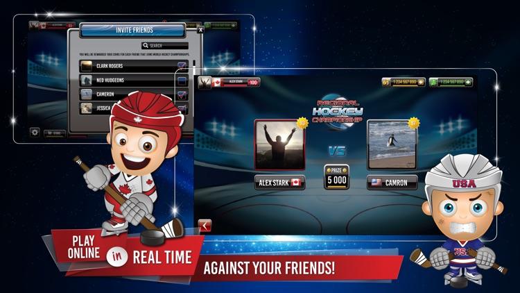 The World Hockey Championships screenshot-3
