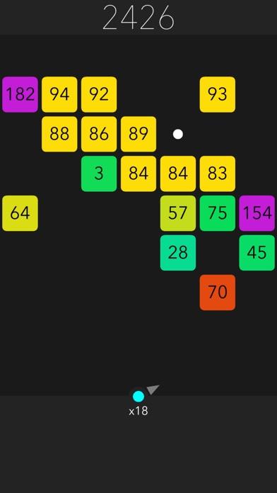 Power Balls - Block Breaker screenshot 3