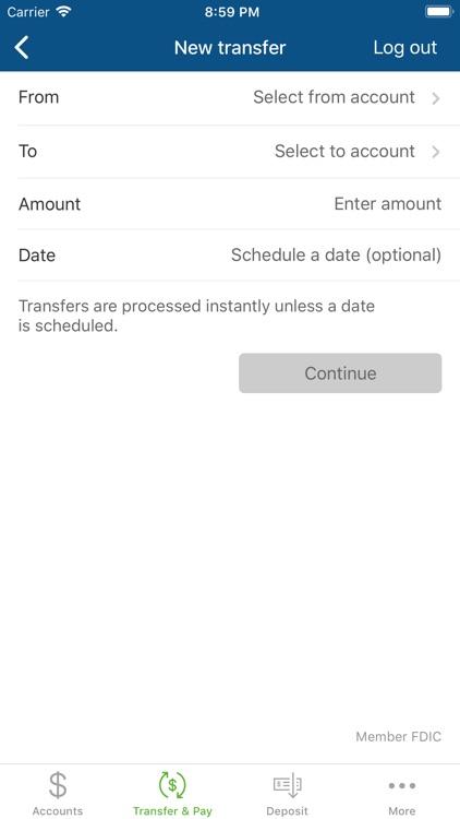 First Foundation Bank Mobile screenshot-4