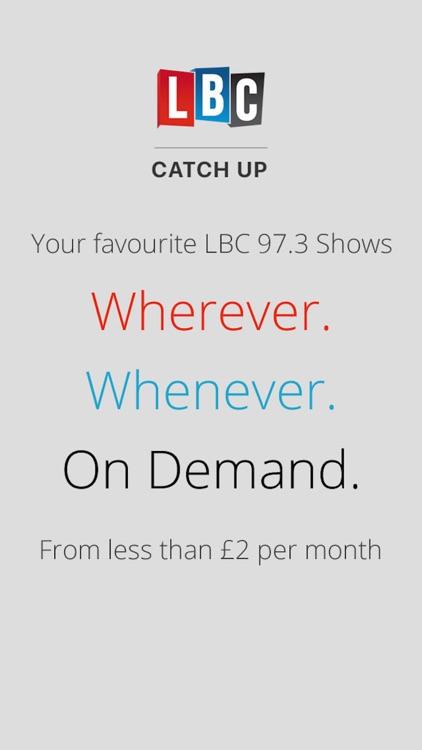 LBC Premium Catch Up