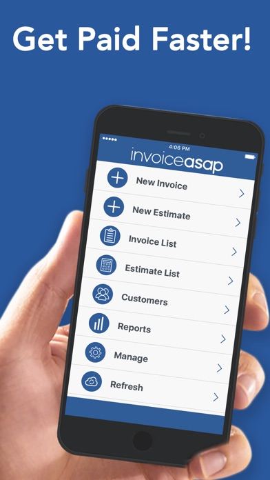 Invoice Asap Invoicing review screenshots