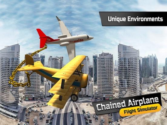 Chained Airplane Game screenshot 6