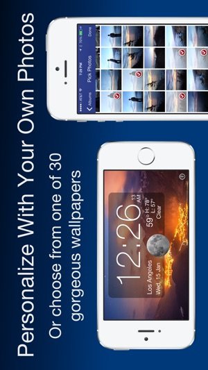 Nightstand Central Alarm Clock on the App Store