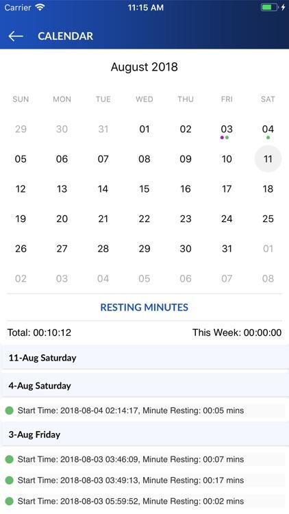 Rest Routine screenshot-3
