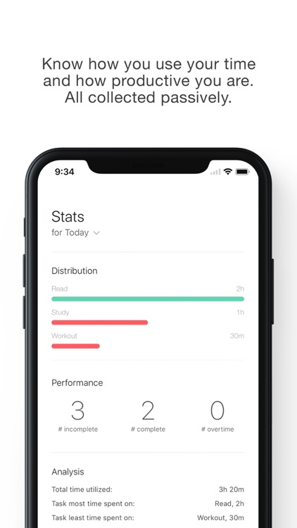 Clockit: A Productivity Timer screenshot-4