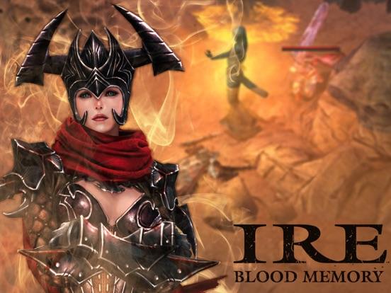 Ire - Blood Memory на iPad