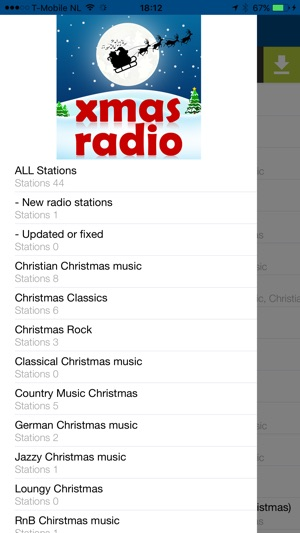 Christmas RADIO on the App Store