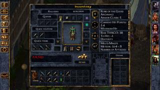 Скриншот №3 к Baldurs Gate
