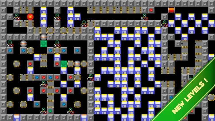 Supaplex GO! screenshot-3