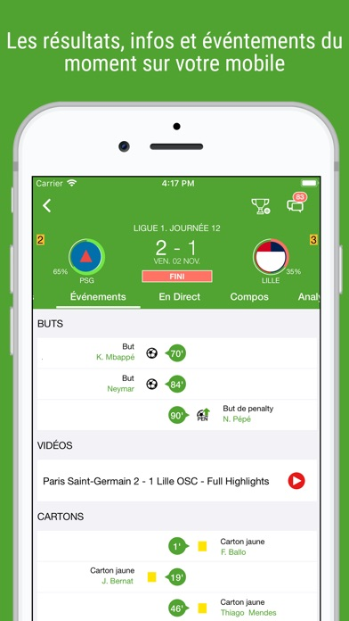 download BeSoccer Pro apps 0