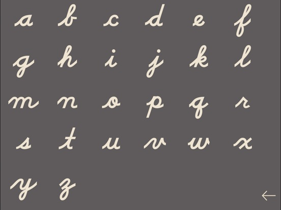 Montessorium: Intro to Cursive Screenshots