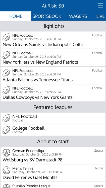 Sports Betting™ screenshot-0