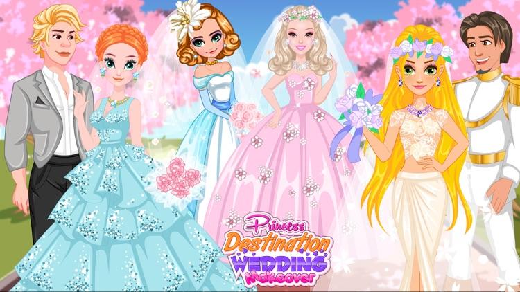 Princess Destination Wedding Makeover screenshot-4