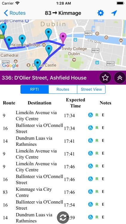 Dublin Bus Timetables