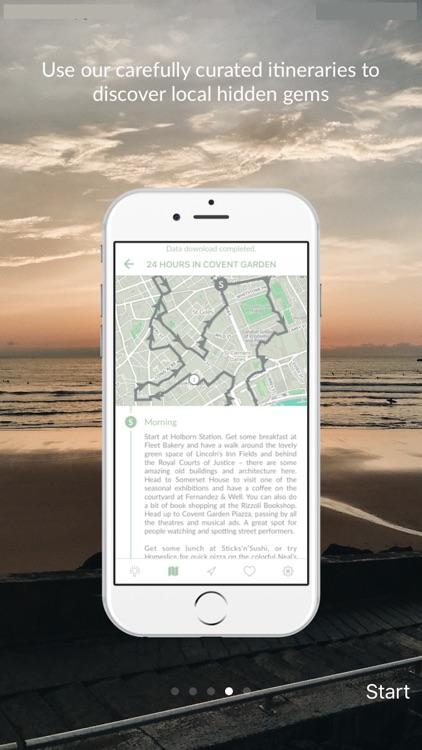 CityHood: Explore like a Local screenshot-3
