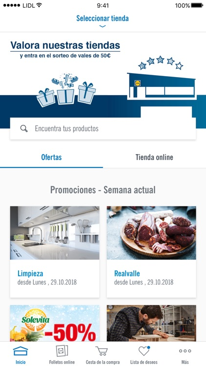 Lidl – Tu compra perfecta screenshot-0