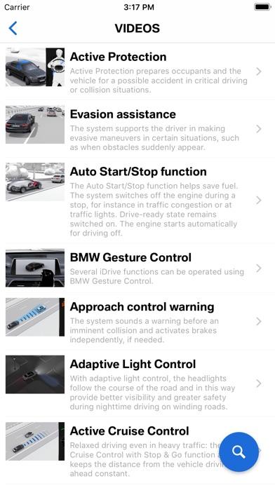 bmw driver's guide - apprecs