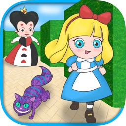 Alice in Wonderland - 3D Game