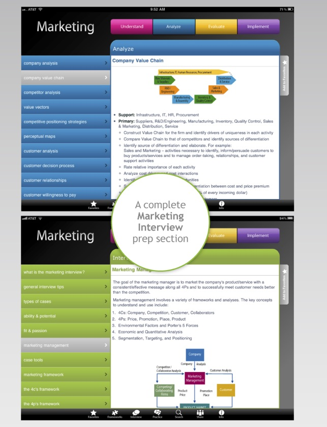 ‎Jobjuice Marketing Screenshot