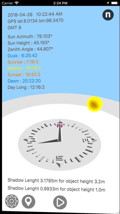 Sun Calculator screenshot-6