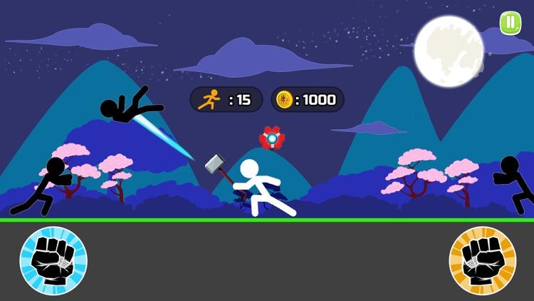 Stickman Fighter Epic Battle 2 screenshot-6
