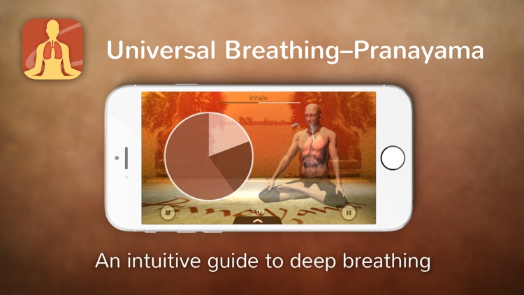 Universal Breathing - Pranayama screenshot-0