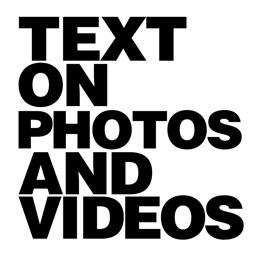 Text Caption On Photos- Word Art, Video Font App