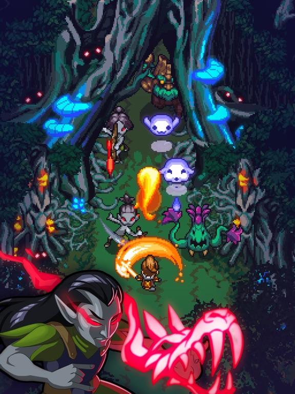 Dash Quest Heroes для iPad