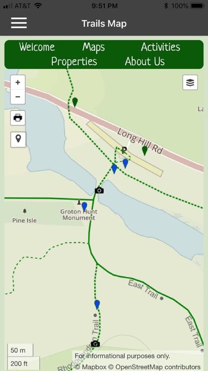 Groton Trail Tracker screenshot-4