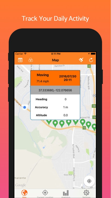 Device Tracker - Mobile Finder screenshot-0