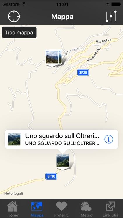 costaltApp - App del Comelico screenshot-4