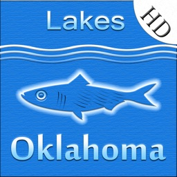Oklahoma: Lakes & Fishes