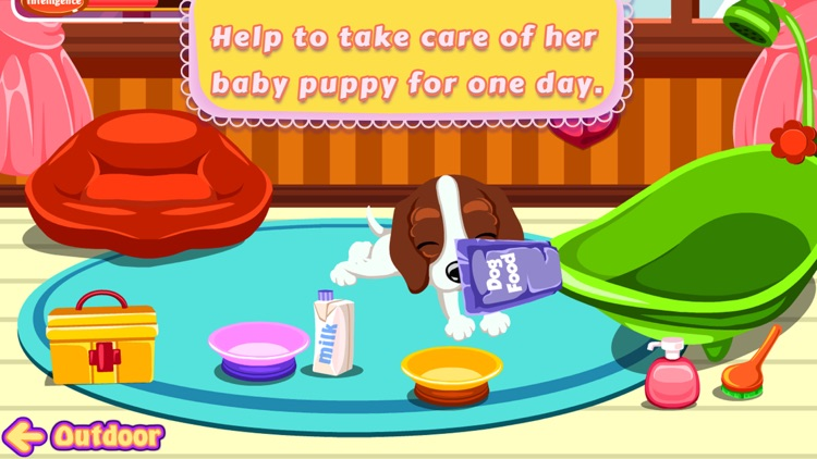 Baby Doggy Day Care Start A Brain Challenge Game By Xiling