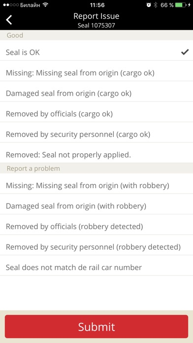 download Red Flag Cargo Security apps 4