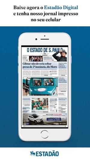 Estadão Jornal Digital na App Store 1348e2543e480