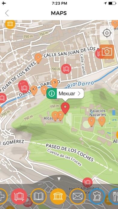 Granada Travel Guide Offline screenshot three