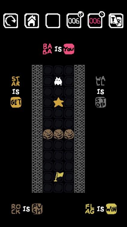 Baba Is You screenshot-3