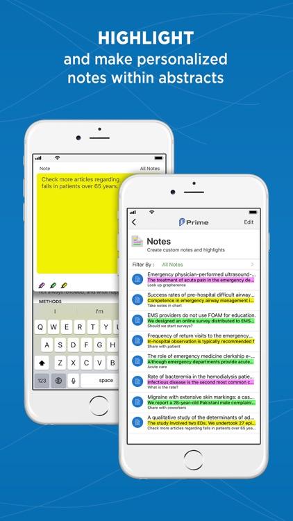 Prime: PubMed Journals & Tools screenshot-5