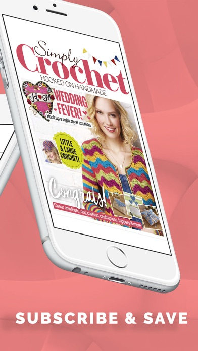 Simply Crochet Magazine Screenshot on iOS