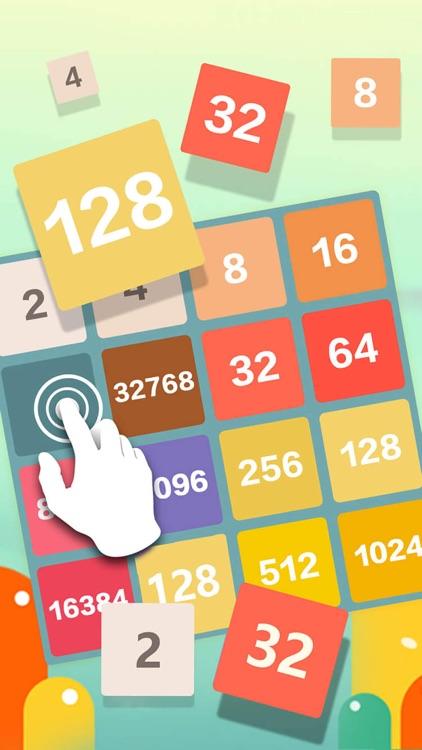 2048日本語版 - 数字パズル人気ゲーム screenshot-4