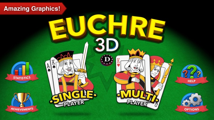 Euchre 3D screenshot-1