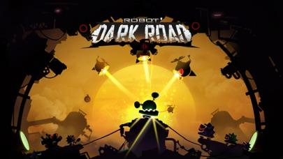 Robot Adventure : Dark Road screenshot one