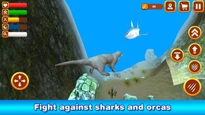 Otter Simulator: Sea Animal Survival 3D screenshot two