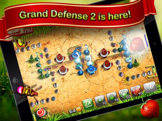 Aah! Grand Defense 2
