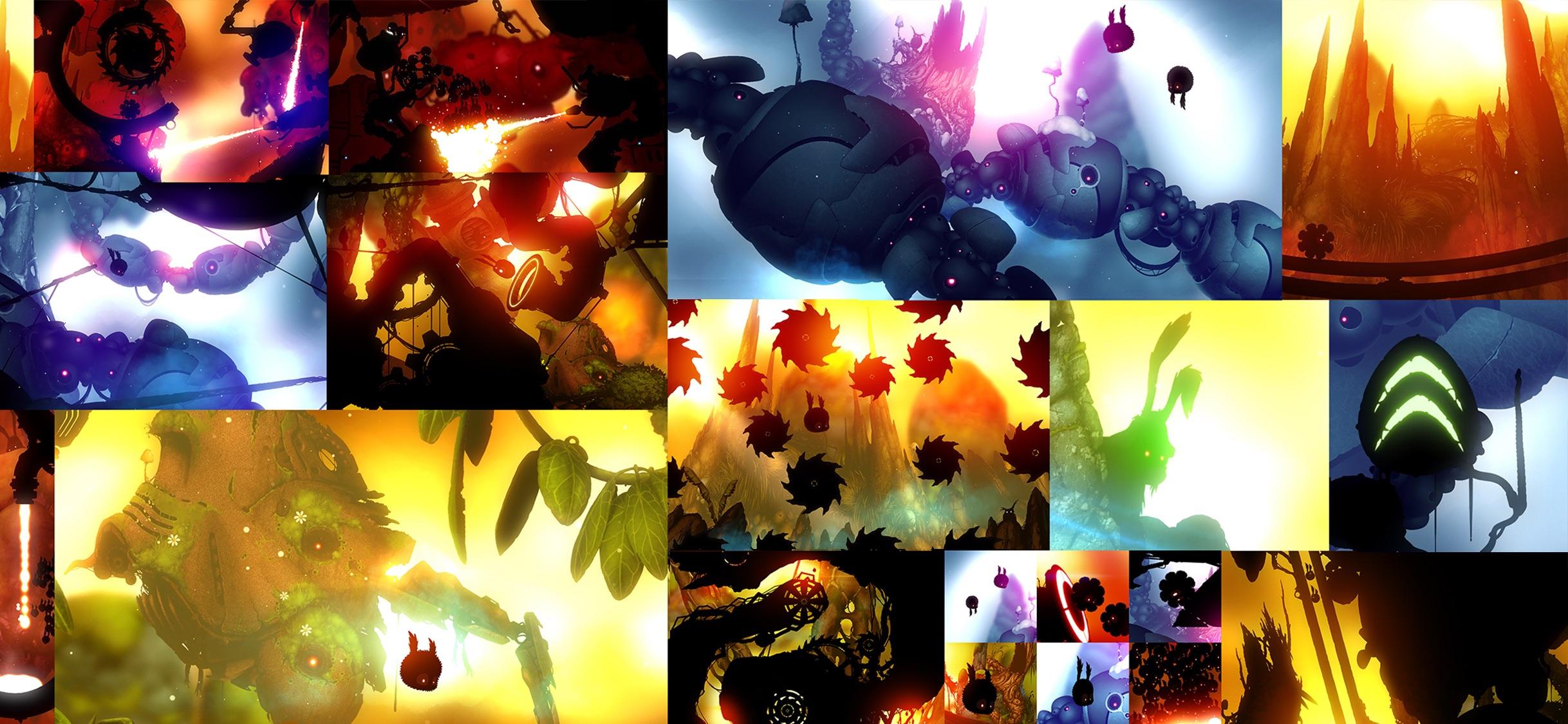 Screenshot do app BADLAND 2