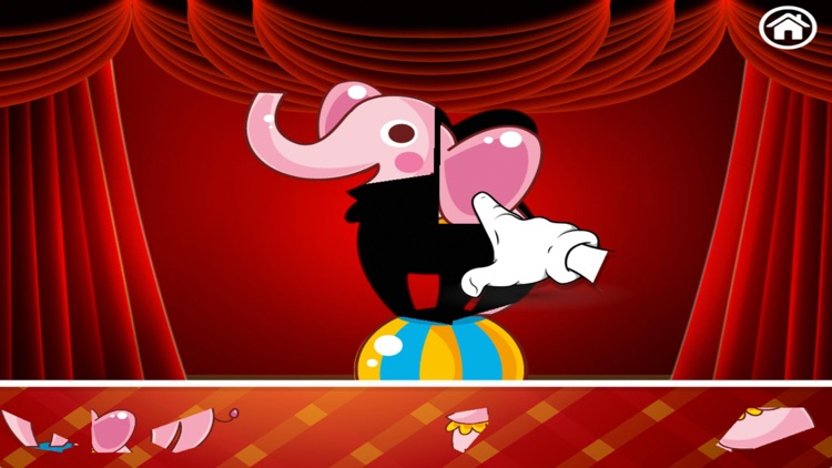Circus puzzle for preschoolers screenshot-2
