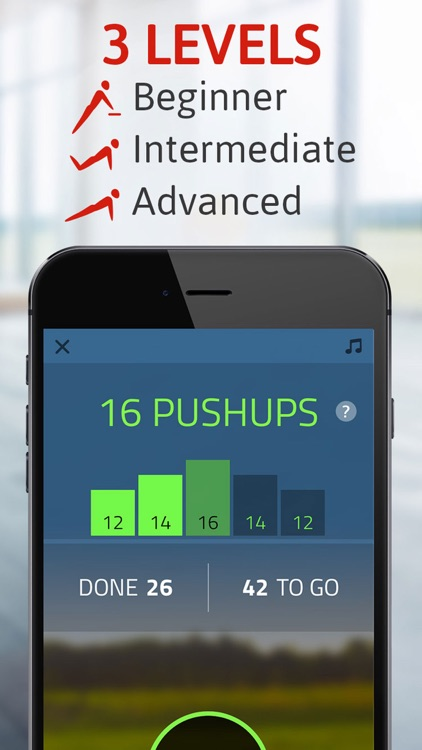 Push ups: 100 pushups pro screenshot-2