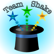 Team Shake app review